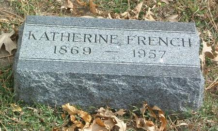 FRENCH, KATHERINE - Mills County, Iowa | KATHERINE FRENCH