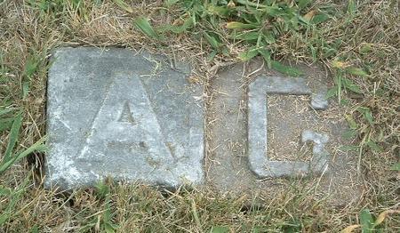 G., A. - Mills County, Iowa | A. G.