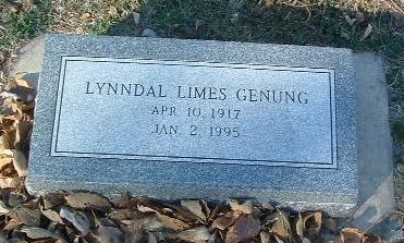GENUNG, LYNNDAL - Mills County, Iowa | LYNNDAL GENUNG