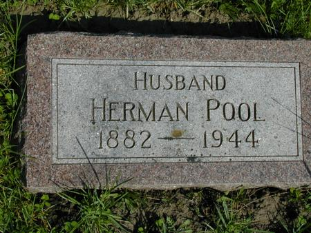 GOY, HERMAN POOL - Mills County, Iowa | HERMAN POOL GOY