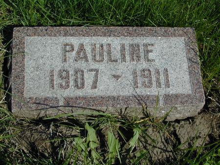 GOY, PAULINE - Mills County, Iowa | PAULINE GOY