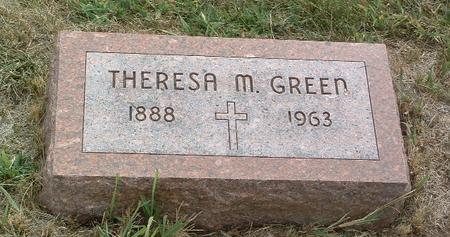 GREEN, THERESA M. - Mills County, Iowa | THERESA M. GREEN