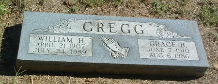 GREGG, GRACE B. - Mills County, Iowa | GRACE B. GREGG