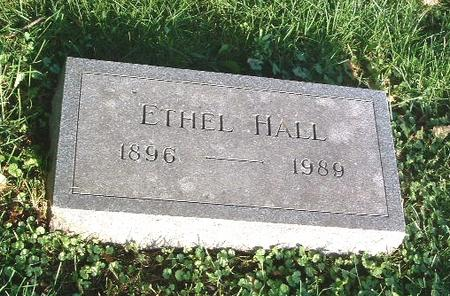 HALL, ETHEL - Mills County, Iowa | ETHEL HALL