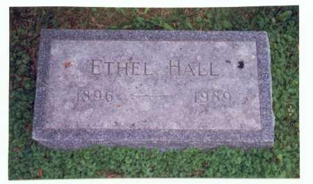 HALL, ETHEL K. - Mills County, Iowa | ETHEL K. HALL