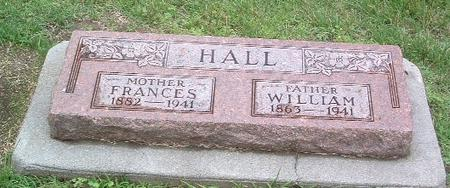 HALL, WILLIAM - Mills County, Iowa | WILLIAM HALL