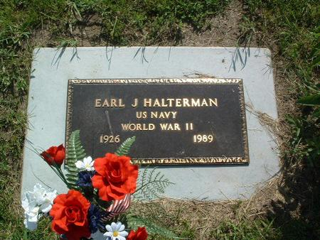 HALTERMAN, EARL J. - Mills County, Iowa | EARL J. HALTERMAN