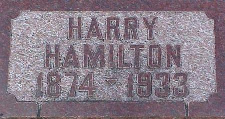 HAMILTON, HARRY - Mills County, Iowa | HARRY HAMILTON