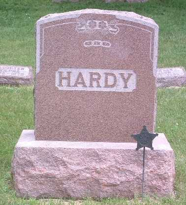HARDY, FAMILY HEADSTONE - Mills County, Iowa | FAMILY HEADSTONE HARDY