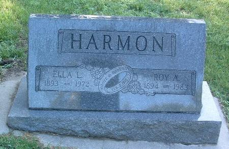 HARMON, ROY A. - Mills County, Iowa | ROY A. HARMON