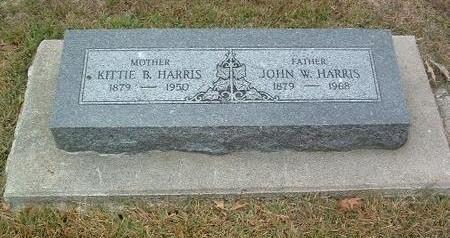HARRIS, JOHN W. - Mills County, Iowa | JOHN W. HARRIS
