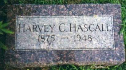 HASCALL, HARVEY C - Mills County, Iowa | HARVEY C HASCALL