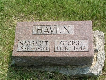HAVEN, GEORGE - Mills County, Iowa | GEORGE HAVEN