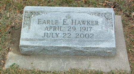 HAWKER, EARLE E. - Mills County, Iowa | EARLE E. HAWKER