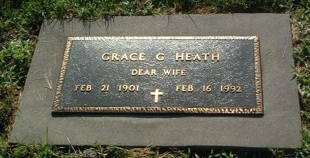 HEATH, GRACE - Mills County, Iowa | GRACE HEATH
