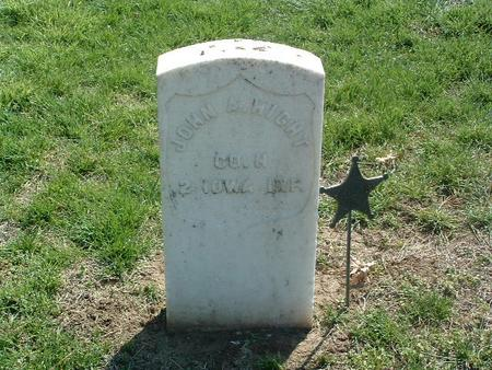 HIGHT, JOHN A. - Mills County, Iowa | JOHN A. HIGHT