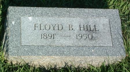 HILL, FLOYD B. - Mills County, Iowa | FLOYD B. HILL