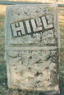 HILL, JULIUS MENVILLE - Mills County, Iowa | JULIUS MENVILLE HILL