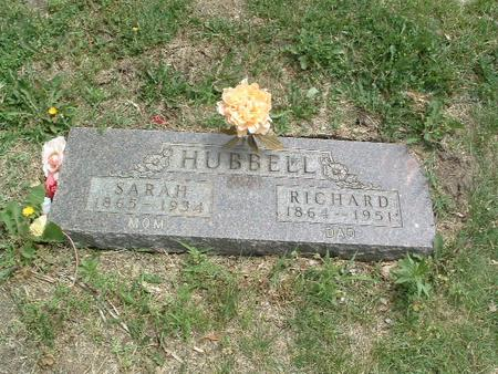 HUBBELL, RICHARD - Mills County, Iowa | RICHARD HUBBELL