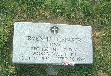 HUFFAKER, IRVEN H. - Mills County, Iowa | IRVEN H. HUFFAKER