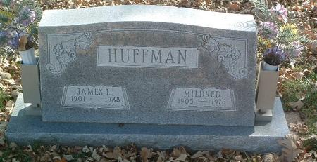 HUFFMAN, MILDRED - Mills County, Iowa | MILDRED HUFFMAN