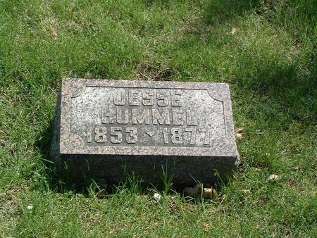 HUMMEL, JESSE - Mills County, Iowa | JESSE HUMMEL