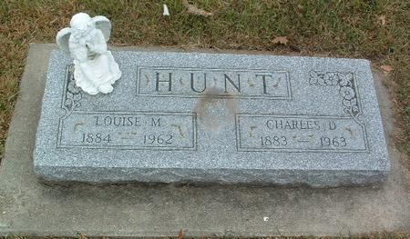 HUNT, CHARLES D. - Mills County, Iowa | CHARLES D. HUNT