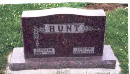 HUNT, EVELYN M. - Mills County, Iowa | EVELYN M. HUNT