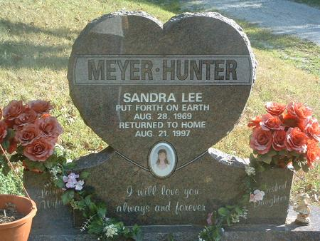 HUNTER, SANDRA LEE - Mills County, Iowa   SANDRA LEE HUNTER