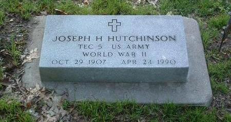 HUTCHINSON, JOSEPH H. - Mills County, Iowa | JOSEPH H. HUTCHINSON