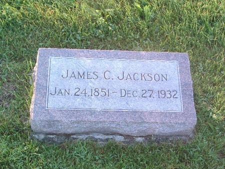 JACKSON, JAMES C. - Mills County, Iowa | JAMES C. JACKSON