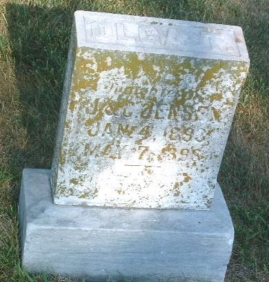JENSEN, OLGA T. - Mills County, Iowa | OLGA T. JENSEN