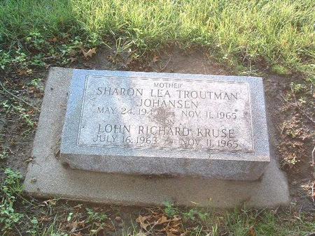 JOHANSEN, SHARON LEA - Mills County, Iowa | SHARON LEA JOHANSEN