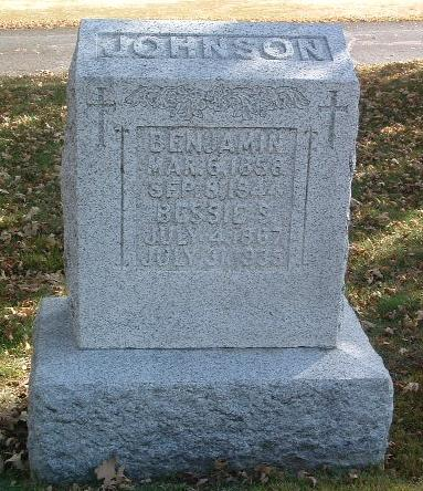 JOHNSON, BENJAMIN - Mills County, Iowa | BENJAMIN JOHNSON