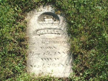 JOHNSON, CHARLES - Mills County, Iowa | CHARLES JOHNSON