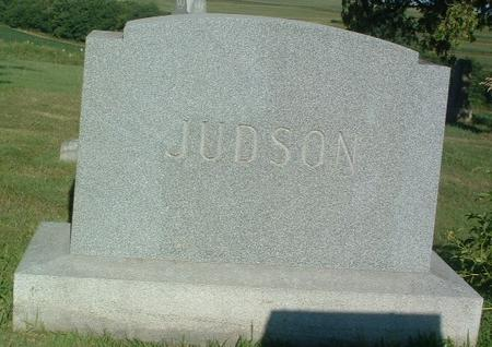 JUDSON, FAMILY HEADSTONE - Mills County, Iowa | FAMILY HEADSTONE JUDSON