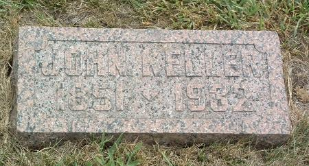 KELLER, JOHN - Mills County, Iowa | JOHN KELLER