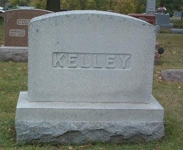 KELLEY, FAMILY HEADSTONE - Mills County, Iowa | FAMILY HEADSTONE KELLEY