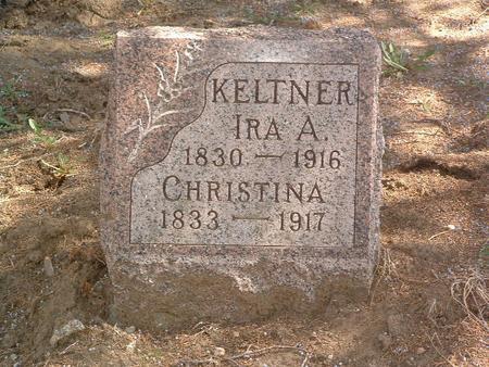 KELTNER, IRA A. - Mills County, Iowa | IRA A. KELTNER