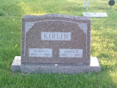 KIRLIN, HARRY T. - Mills County, Iowa | HARRY T. KIRLIN