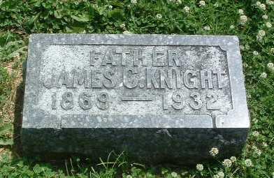 KNIGHT, JAMES - Mills County, Iowa | JAMES KNIGHT