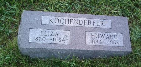 KOCHENDERFER, HOWARD - Mills County, Iowa | HOWARD KOCHENDERFER