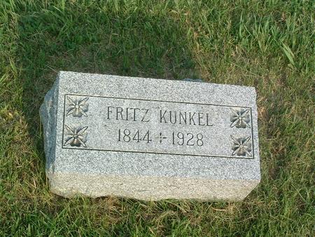 KUNKEL, FRITZ - Mills County, Iowa | FRITZ KUNKEL