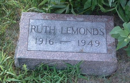 LEMONDS, RUTH - Mills County, Iowa | RUTH LEMONDS