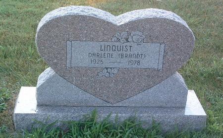 BRANDT LINQUIST, DARLENE - Mills County, Iowa | DARLENE BRANDT LINQUIST