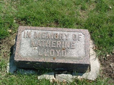 LLOYD, KATHERINE - Mills County, Iowa | KATHERINE LLOYD