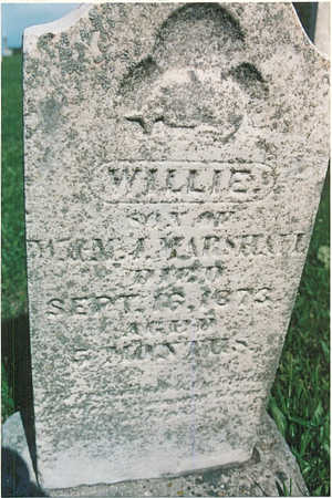MARSHALL, WILLIAM (WILLIE) - Mills County, Iowa | WILLIAM (WILLIE) MARSHALL