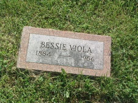 MASS, BESSIE VIOLA - Mills County, Iowa | BESSIE VIOLA MASS
