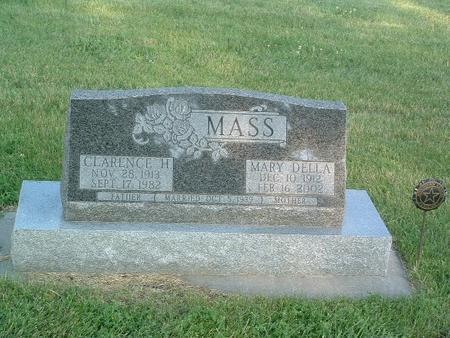 MASS, MARY DELLA - Mills County, Iowa | MARY DELLA MASS