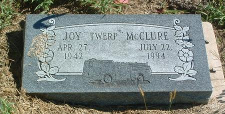 MCCLURE, JOY - Mills County, Iowa | JOY MCCLURE